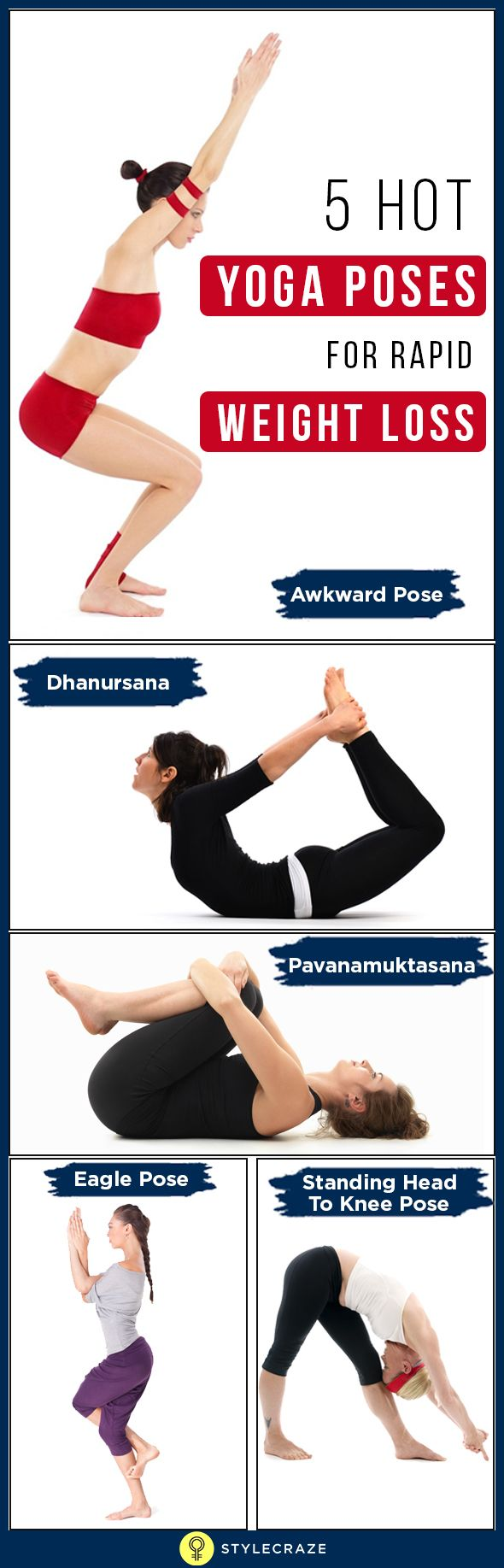 Best Yoga Exercises Ideas On Pinterest Yoga Abs Work - Best yoga posesasanas for quick weight loss