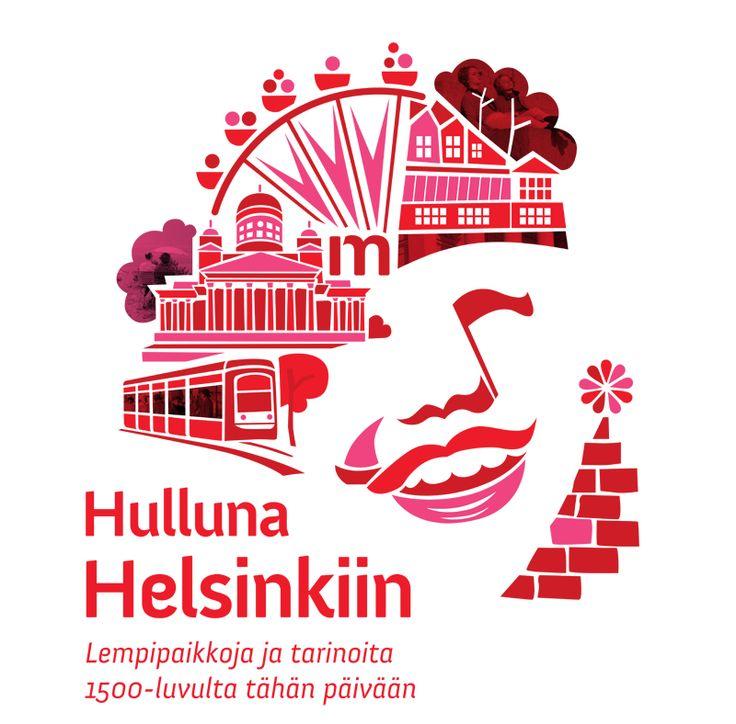 Hulluna Helsinkiin -näyttely Sofiankatu 4:ssä vie aikamatkalle helsinkiläisten lempipaikkoihin ja tarinoihin.