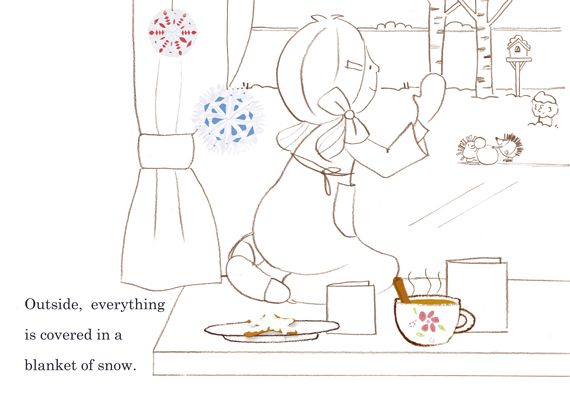 Welcome to this year's count down to Christmas, Emily Button has Fun in the Snow is a lovely new book for you to print off and colour in. Have fun! Page 6, Day 4. http://www.emilybutton.co.uk/News/