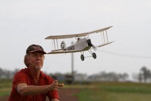 radio controled aircraft