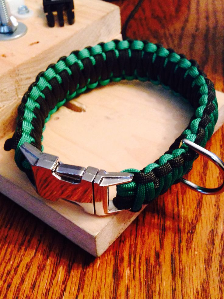 How To Make A Paracord Dog Training Collar