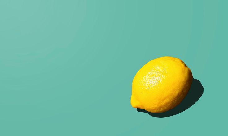 Lemon quarters + Instant Pot = Sweet lemons