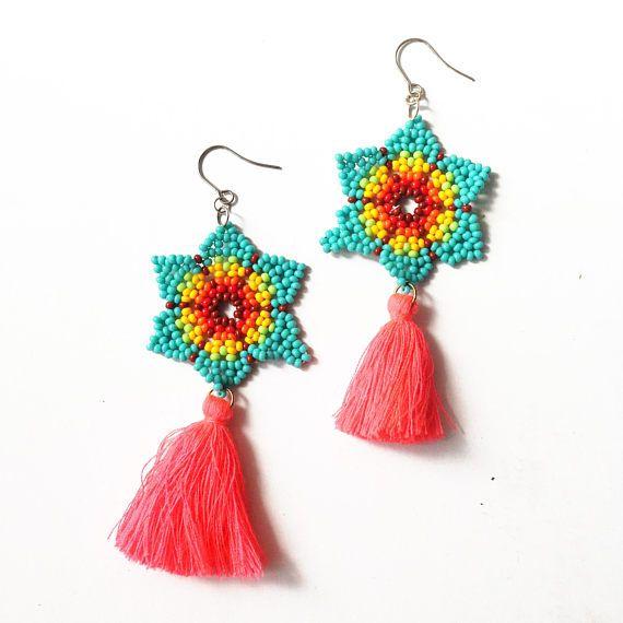 Statement earrings /Variety of dangling earrings/ Super light