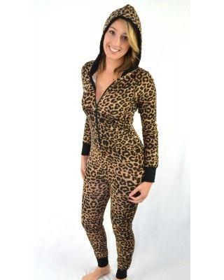 Like a Leopard Adult Onesie | Did u say WANZI? | Pinterest ...