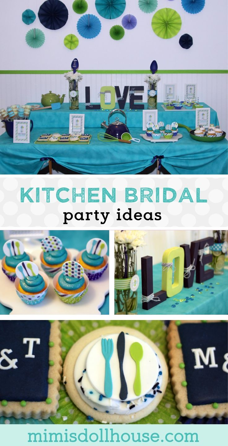 17 best Baking Party | Cooking Party | Kitchen Party images on ...
