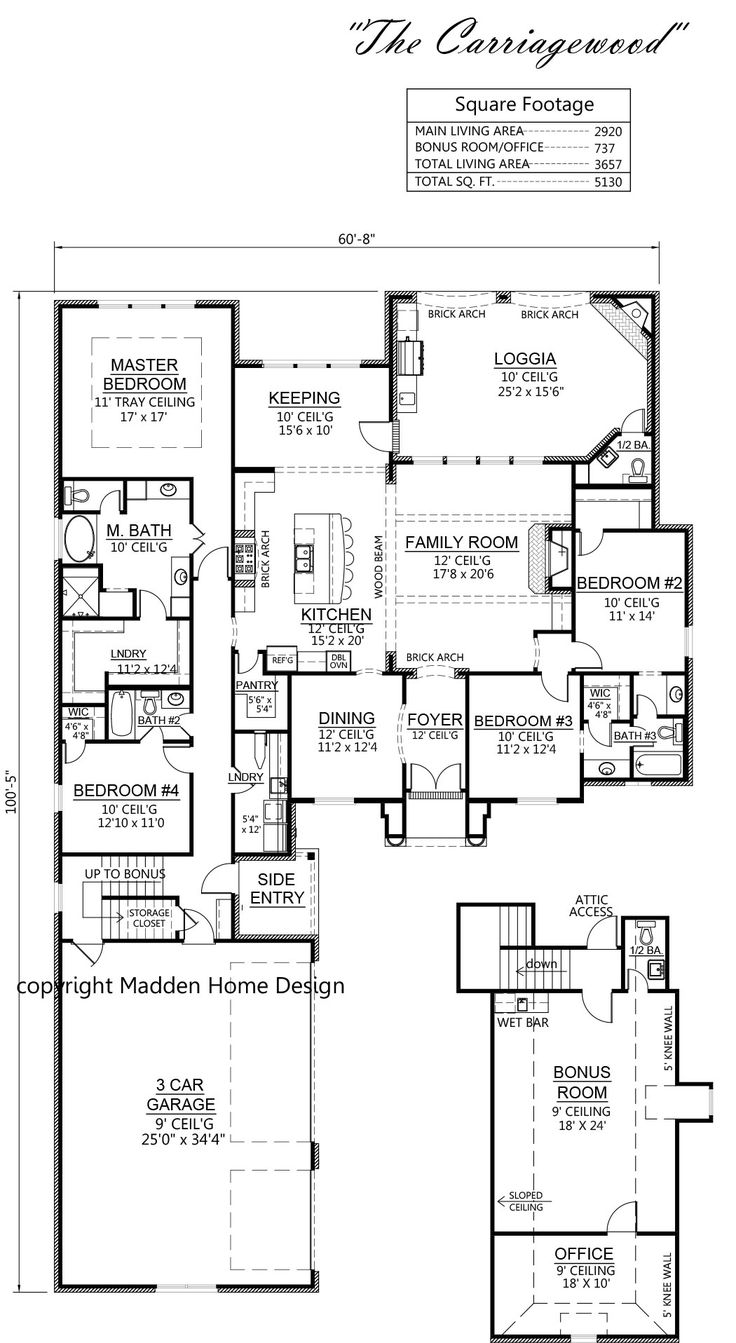 Best 25+ Madden home design ideas on Pinterest | House plans ...