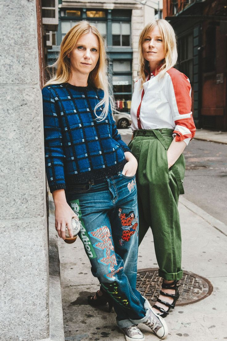 Luella Bartley i Katie Hiller