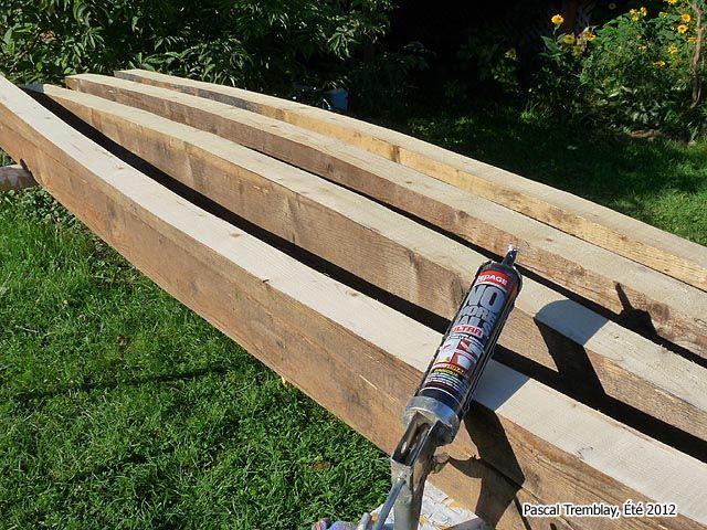 Pont d'étang en bois - Traverser un ruisseau - Construire un pont facilement