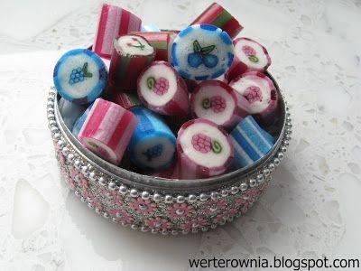 cukierki, manufaktura cukierków, #werterownia