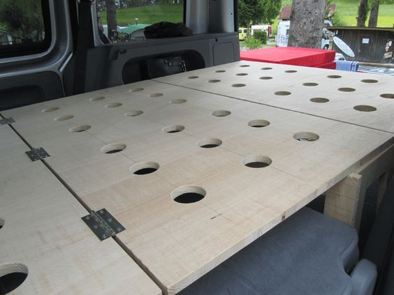 52 best Busse images on Pinterest Camper, Camper trailers and - küchenfronten selber bauen