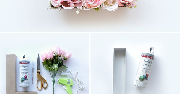 Blooming Monogram DIY | Blooming Monogram, Monograms and DIY and crafts