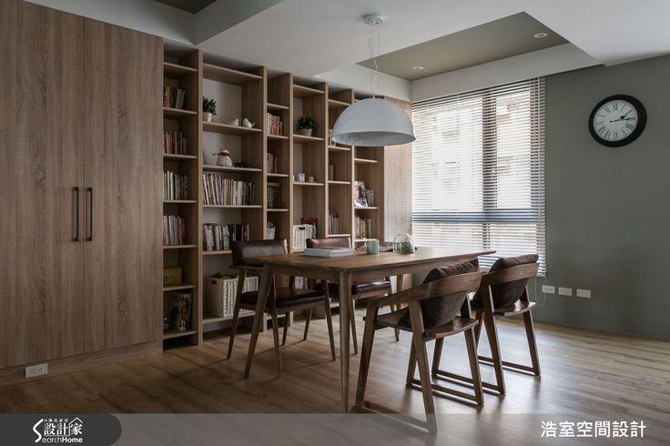 小家庭的簡單幸福,就用 25 坪居家完美實現!-浩室空間設計-邱炫達