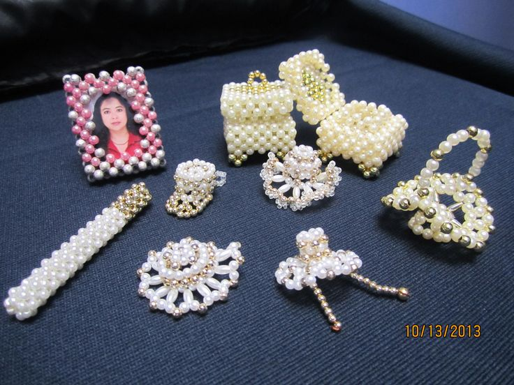 Recordatorios en perla para una boda manualidades - Manualidades para una boda ...