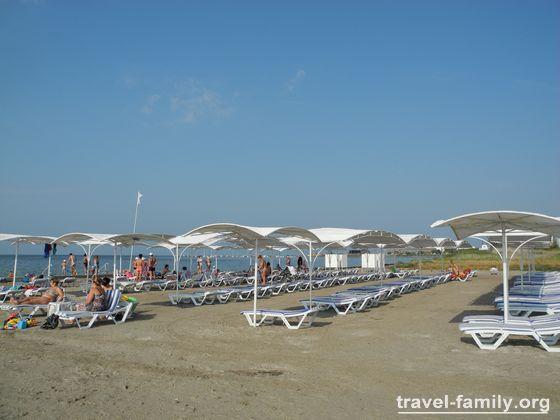 Море и пляжи Скадовска: наш фото и видео обзор.
