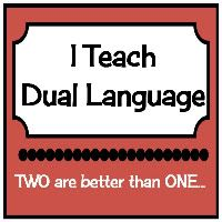 I Teach Dual Language. Amazing blog for dual language/bilingual educators. Love it!