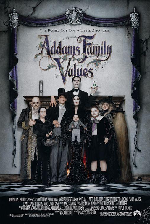 Watch Addams Family Values Online | addams family values | Addams Family Values (1993), Die Addams Family In Verrückter Tradition (1993) | Director: Barry Sonnenfeld | Cast: Anjelica Huston, Raul Julia, Christopher Lloyd