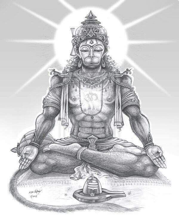 Jai Shri Hanuman ji