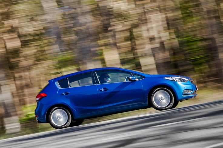 Just arrived: The All New Cerato Hatch. http://bit.ly/KIAtestdrive