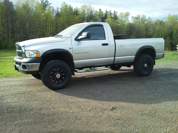 lifted 2003 dodge ram 1500 single cab 4x4 trucks on pinterest dodge - 2001 Dodge Ram 1500 Lifted Single Cab