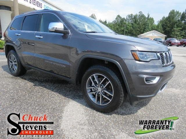 2018 Jeep Grand Cherokee Limited 29 895 Used Suv Jeep Grand