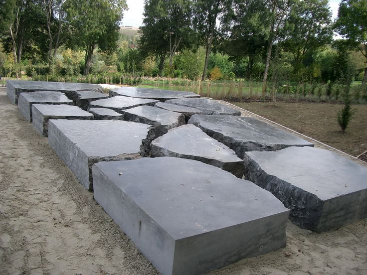 Jardins de Valloires, Lamarck Garden 2003