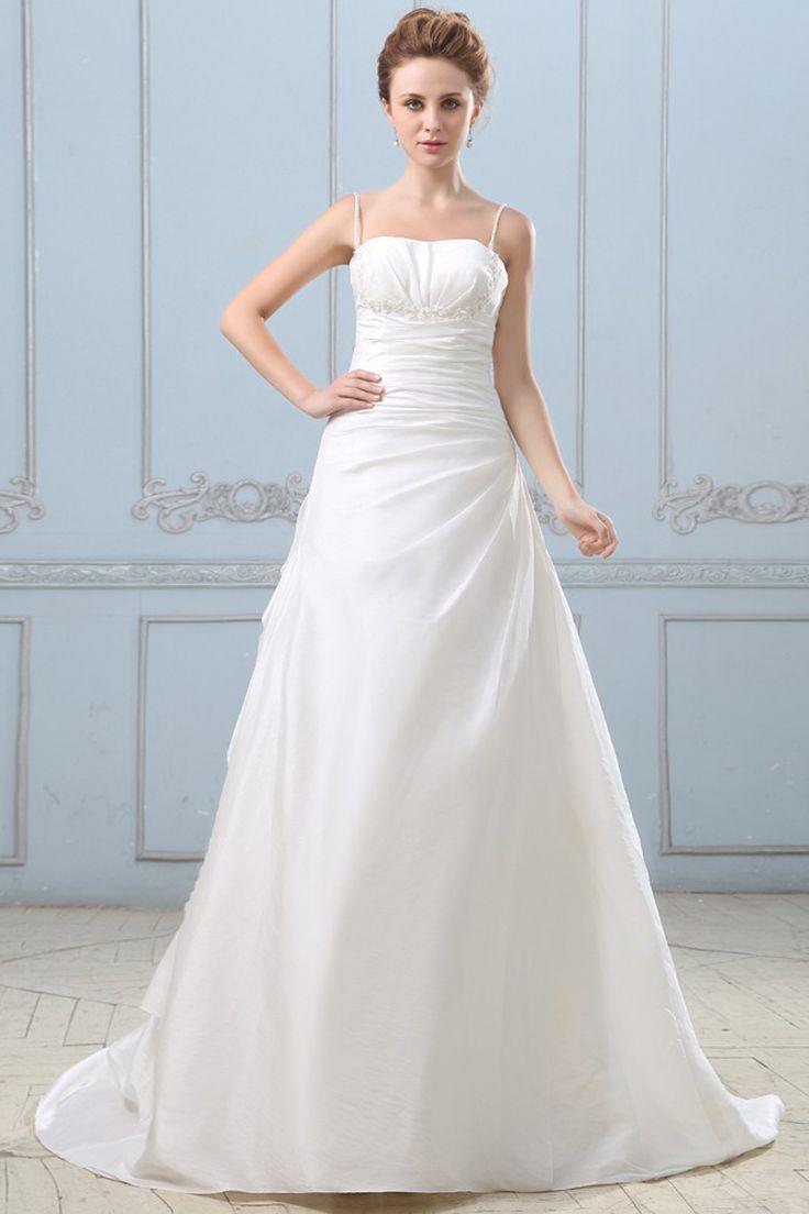 149 best Wedding Dresses images on Pinterest | Homecoming dresses ...