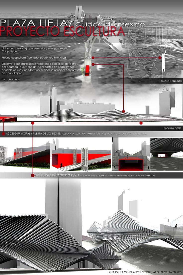 laminas de presentacion arquitectonica - Buscar con Google                                                                                                                                                                                 More