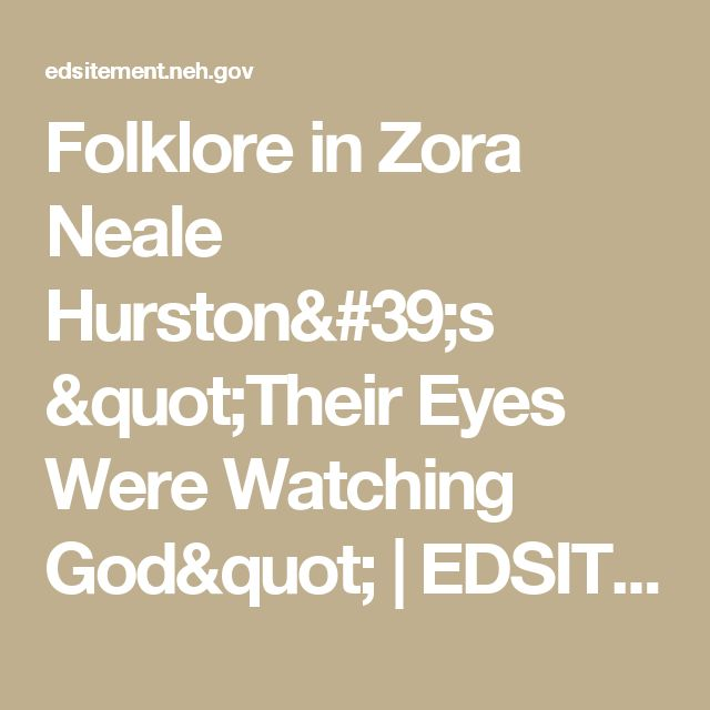 1000+ Ideas About Zora Neale Hurston On Pinterest