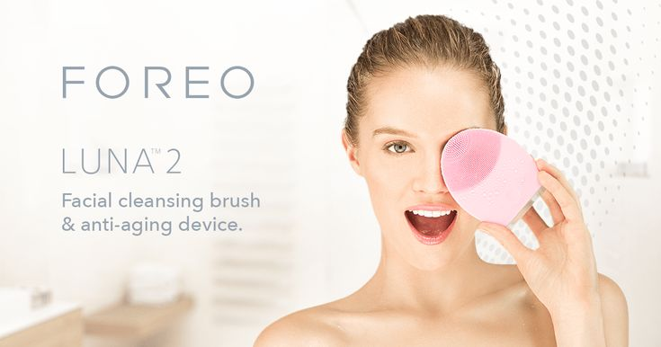 The revolutionary designed LUNA 2 is an enhanced T-Sonic facial cleansing brush and anti-aging system that gives you a completely personalized cleansing. The LUNA 2 sonic face brush is now available with four specialized brush types for a tailor-made skin care experience. Every LUNA 2 facial cleansing brush comes with a 2-Year Limited Warranty and 10-Year Quality Guarantee.