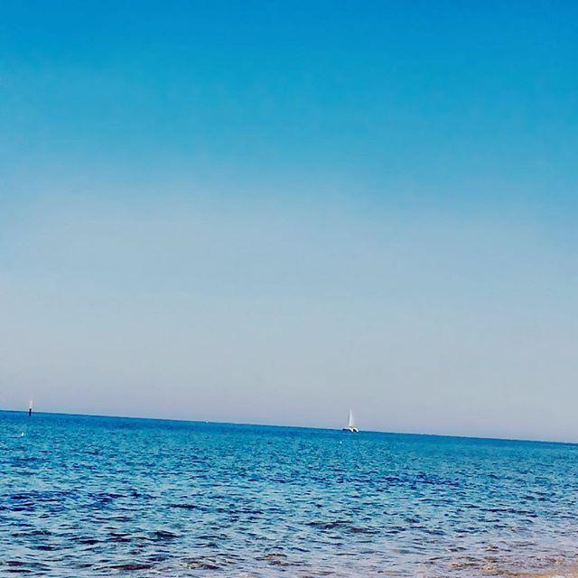 🇦🇺Sandringham beach in the heart of Melbourne's South Eastern suburbs 💙💙 . . #sandringham #bayside #beachlife #summerdays #soakingupthesun #melbourne #beach #instamelbourne #melbournelifelovetravel #visitmelbourne #thatsmelbourne #live #love #travel #explore #instagood #instatravel #beautiful #instavibe #loveit #melbournefood #thatview #throwback #sunny #blue #skyline