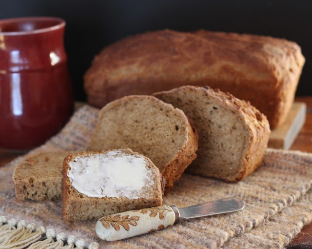 Anadama Bread - the original no-knead bread. Only 10 mins to throw ...