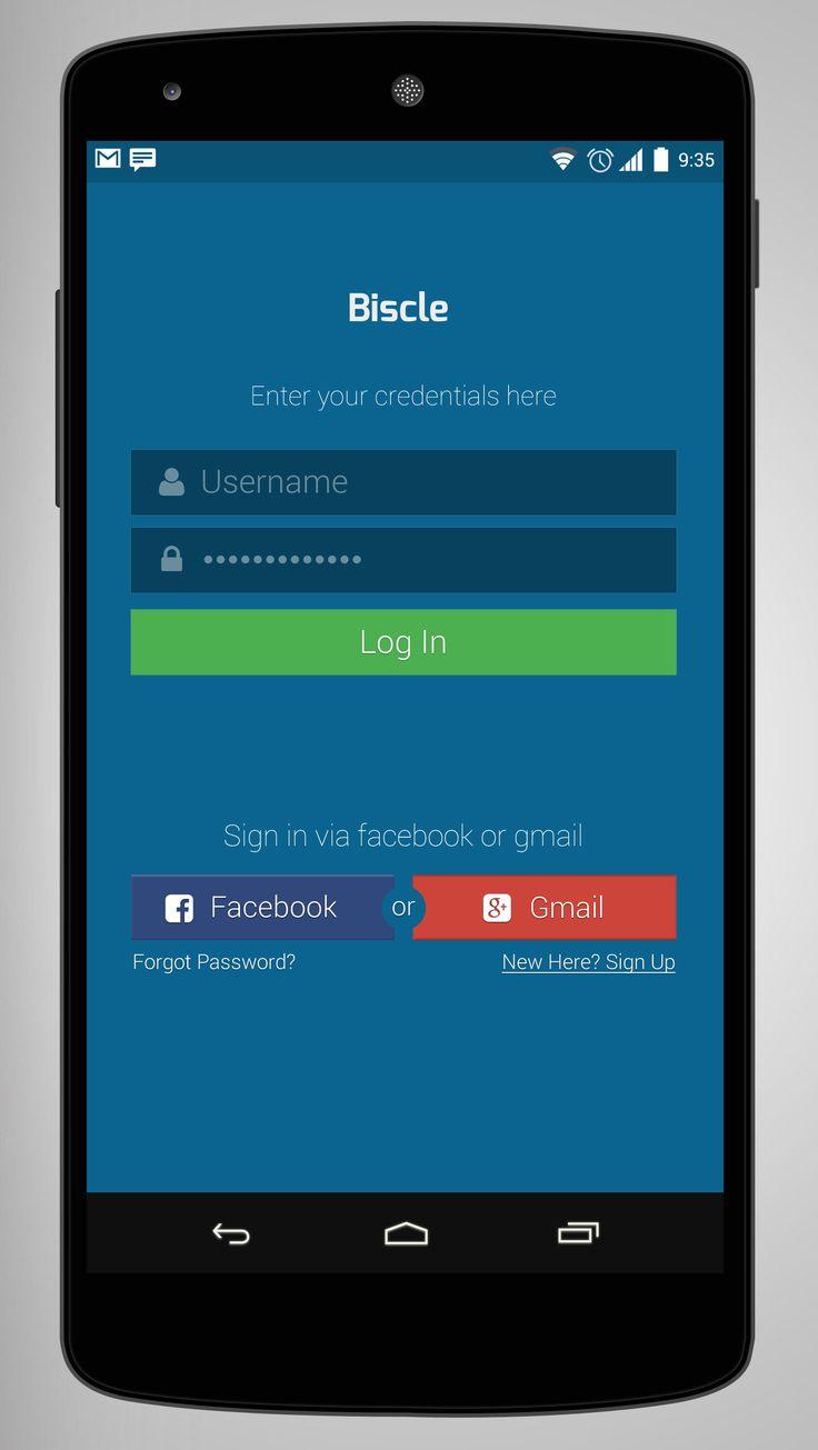 Business Social Media App