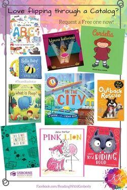 Get an Usborne Books & More catalog