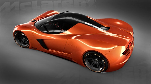 McLaren LM5 Concept - Matt Williams