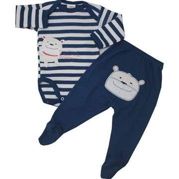 Cegonha Feliz Roupas Bebê Menino : Conjunto Para Maternidade Bebê Menino Best…