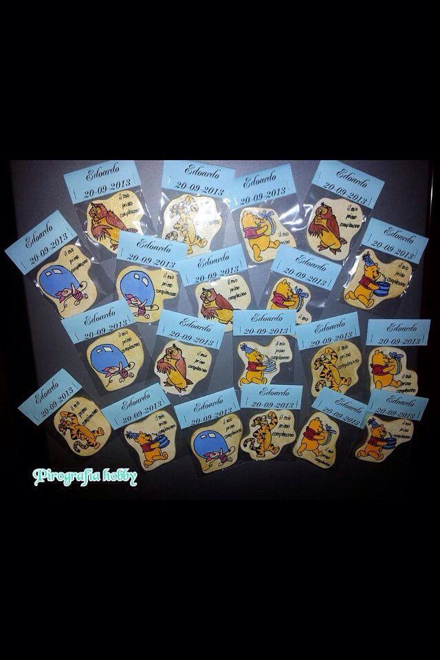 Calamite winnie the Pooh Magnets Winnie the Pooh  #magnet #calamite #pooh #disney #order #commissione #compleanno #birthday