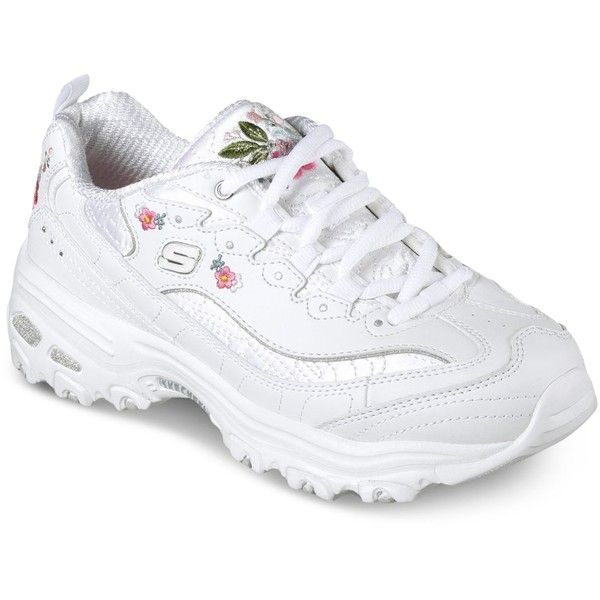 Skechers Women s D-Lites ( 55) ❤ liked on Polyvore featuring shoes ... 7a2287189