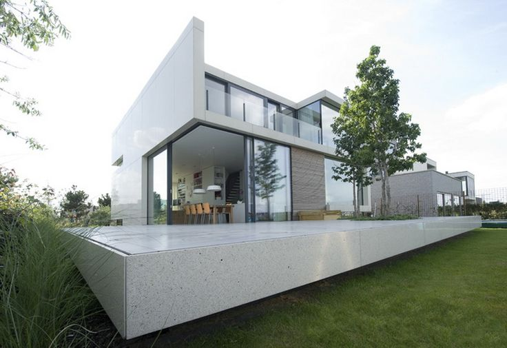 glass house photos