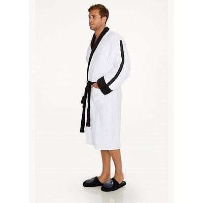 Star Wars Stormtrooper Bathrobe Dressing Gown Adult White