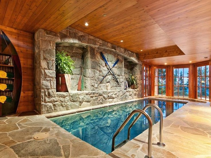 Houses With Indoor Pools 27 best indoor pools images on pinterest | luxury pools, indoor