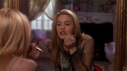 15 Beauty Lessons We Learned From Watching 'Clueless' | StyleCaster