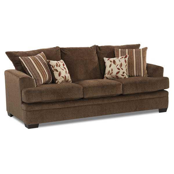 Cornell Cocoa Sofa Set The Furniture Shack: Cornell Cocoa QN Sleeper B-3658-SLPR