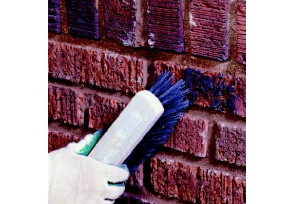 10 Best Images About Remove Paint From Brick Cleaning Brick On Pinterest Exposed Brick Walls