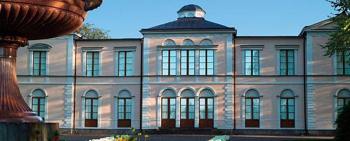 Rosendal Palace.