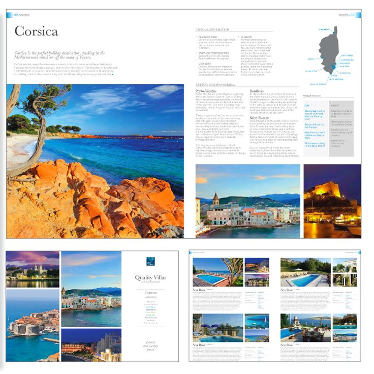238 best brochure samples images on Pinterest Editorial design - travel brochure