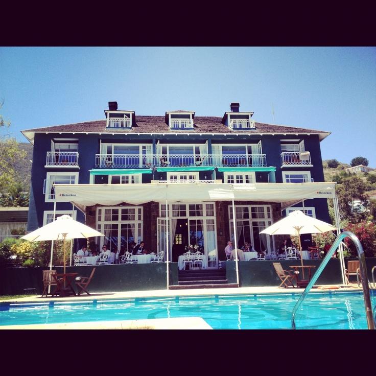 Hotel Isla Seca, Zapallar, Chile.