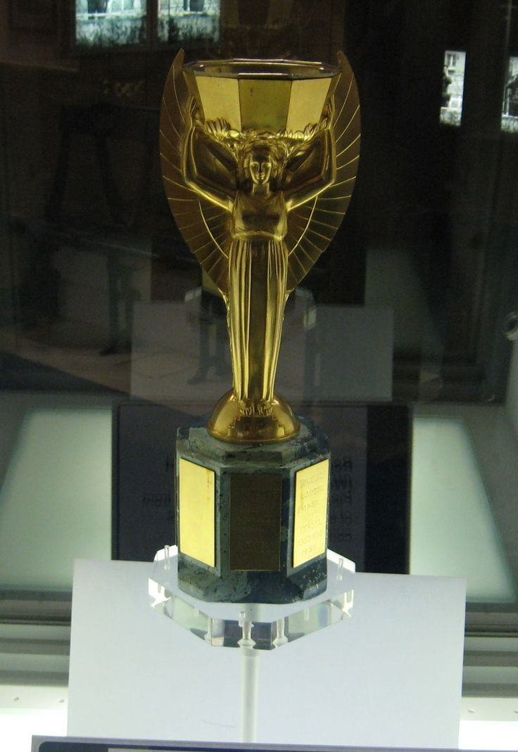 Cup Jules Rimet. It would be given to the first selection to win the World-wide one. It was delivered to Brazil in 1970 but was stolen years later in Rio. The base was found in a basement of the FIFA headquarters.
