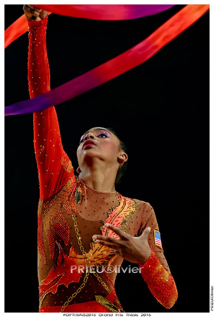 Nastasya Generalova (USA), Grand Prix (Thiais) 2016  © 2016 Olivier PRIEUR