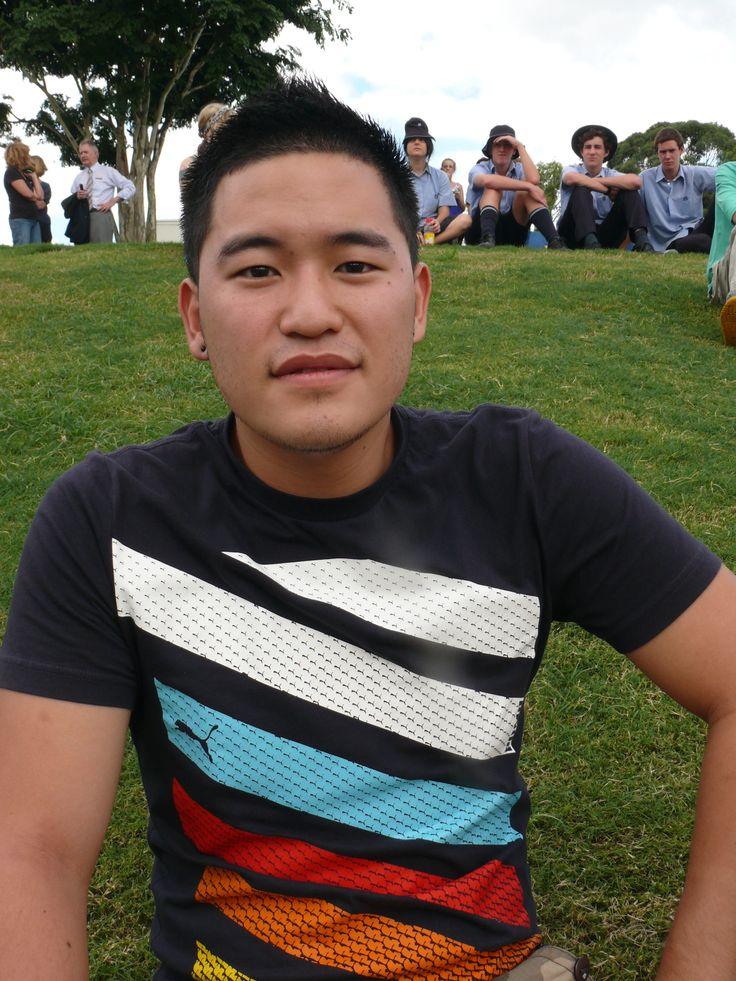Daniel Choe - 2010 Alumni Soccer Match