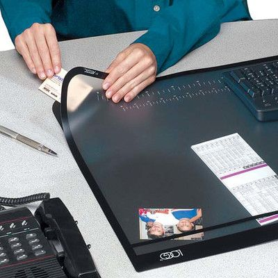 ARTISTIC LLC                                       Desk Pad with Cover Sheet